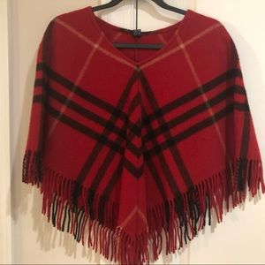 Burberry wool Cashmere Shaw
